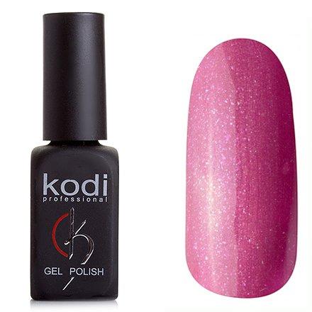 Kodi, Гель-лак № 166 (8ml)Kodi Professional <br>Гель-лакрозовый с блестками, плотный, 8мл.<br>