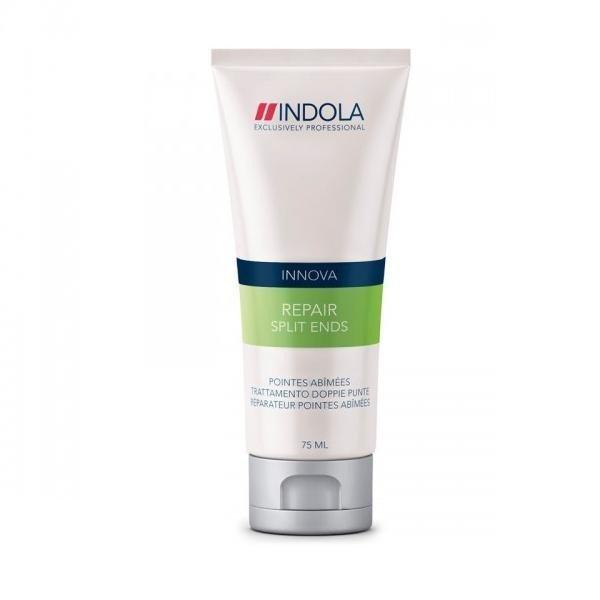 Indola, Сыворотка Innova Repair, восстанавливающая для кончиков волос, 75 млЛечебные средства <br>Сыворотка предназначена для восстановления структуры волос<br>