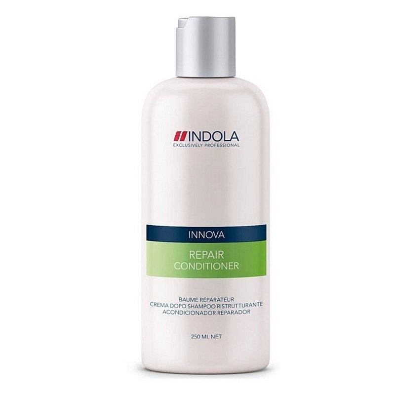 Indola, Кондиционер Innova Repair, восстанавливающий, 250 млБальзамы и Кондиционеры<br>Кондиционер обеспечивает интенсивное восстановление волос<br>