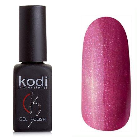 Kodi, Гель-лак № 167 (8ml)Kodi Professional <br>Гель-лак темно-розовый с перламутром и блестками, плотный, 8мл.<br>