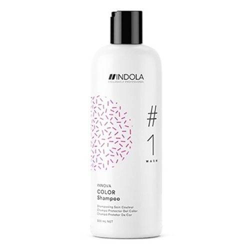 Indola, Шампунь Innova Color, для окрашенных волос, 300 млШампуни<br>Мягко очищающий шампунь для ухода за окрашенными волосами<br>