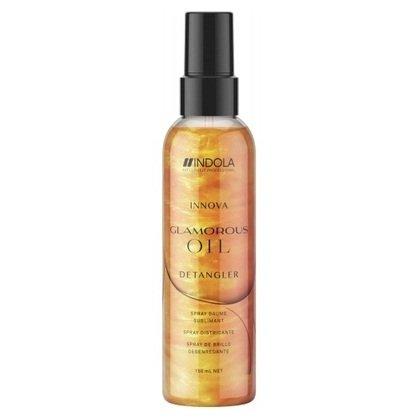 Indola, Спрей-блеск Innova Glamorous Oil, Чарующее сияние, 150 млСпреи<br>Придает волосам блеск и улучшает расчесываемость<br>