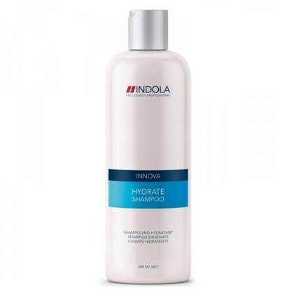 Indola, Шампунь Innova Hydrate, увлажняющий, 300 млШампуни<br>Мягко очищает, увлажняет и разглаживает волосы, делая их эластичными и блестящими<br>