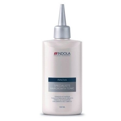 Indola, Тоник Innova Specialists, д/роста волос, 100 млЛечебные средства <br>Тоник снижает выпадение волос и эффективно стимулирует корни<br>