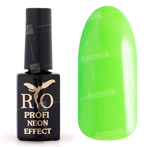 Rio Profi, Гель-лак Neon Effect №014Rio Profi<br>Гель-лак неон, дюшес, плотный<br>