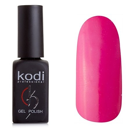 Kodi, Гель-лак № 176 (7ml)Kodi Professional <br>Гель-лактемно-розовый холодного оттенка, без блесток и перламутра, плотный.7мл.<br>