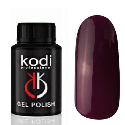 Kodi, Гель-лак № 5 (30ml)Kodi Professional <br>Гель-лак шоколадно-бордовый, без блесток и перламутра, плотный, 30мл.<br>
