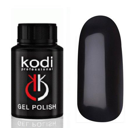 Kodi, Гель-лак № 76 (30ml)Kodi Professional <br>Гель-лак классический черный, плотный, 30мл.<br>