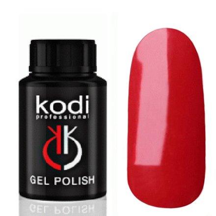 Kodi, Гель-лак № 4 (30ml)Kodi Professional <br>Гель-лак темно-коралловый, плотный, 30мл.<br>