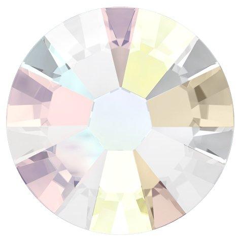 NelTes, Стразы АВ Голографика 1,5 мм (30шт.)Стразы с голографическим эффектом<br>Стразы диаметром 1,5 мм для неповторимого, сияющего маникюра.<br>