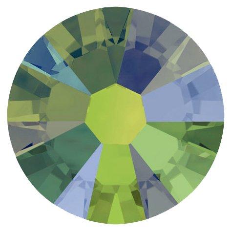 NelTes, Стразы АВ Желто-голубой 1,8 мм (30шт.)Стразы с голографическим эффектом<br>Стразы диаметром 1,8 мм для неповторимого, сияющего маникюра.<br>