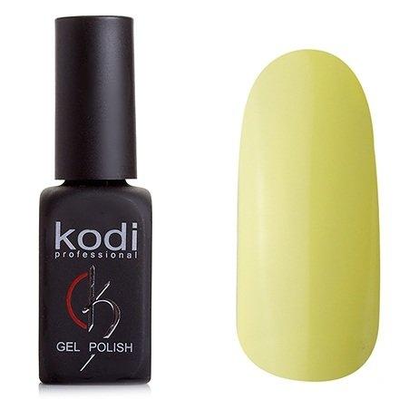 Kodi, Гель-лак № 181 (8ml)Kodi Professional <br>Гель-лак светло-лимонный, плотный, 8мл.<br>