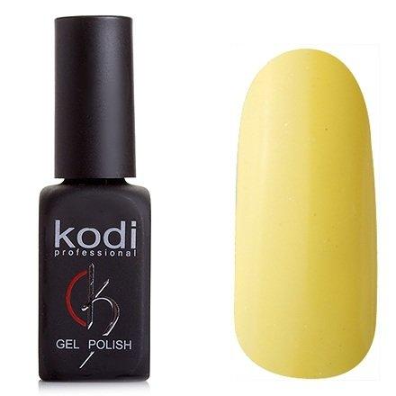 Kodi, Гель-лак № 182 (8ml)Kodi Professional <br>Гель-лак лимонный, плотный, 8мл.<br>