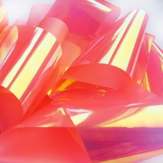 NelTes, Фольга - Битое стекло (коралловый)Битое стекло<br>Фольга для создания эффекта битое стекло или стеклянные ногти<br>