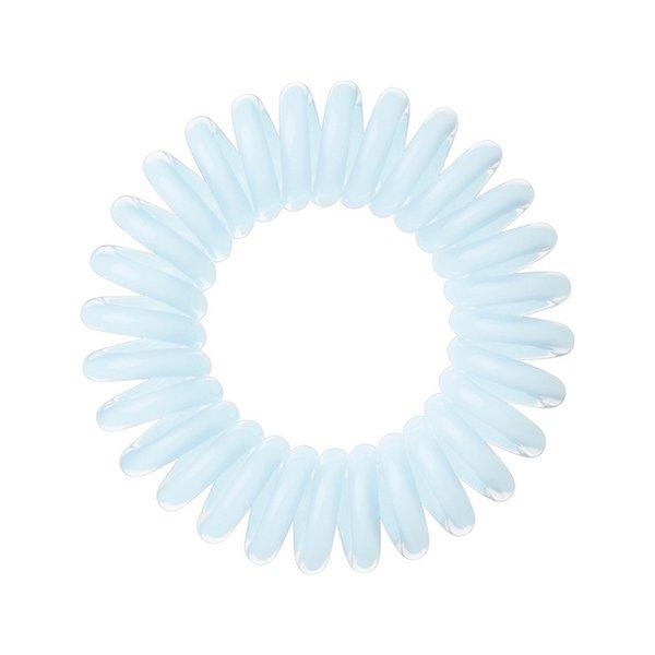 Invisibobble, Резинка-браслет для волос - Fata Morgana (Нежно-голубой)Резинка-браслет Invisibobble<br>Резинки для волос Invisibobble нежно-голубой(3 шт.)<br>