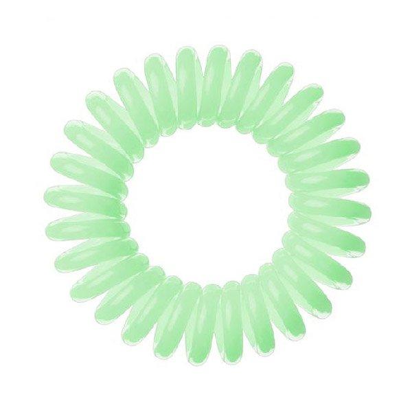 Invisibobble, Резинка-браслет для волос - ORIGINAL Forbidden FruitРезинка-браслет Invisibobble<br>Резинки для волос Invisibobble нежно-зеленый(3 шт.)<br>