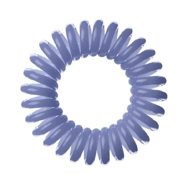 Invisibobble, Резинка-браслет для волос - ORIGINAL Lucky FountainРезинка-браслет Invisibobble<br>Резинки для волос Invisibobble сиреневый(3 шт.)<br>