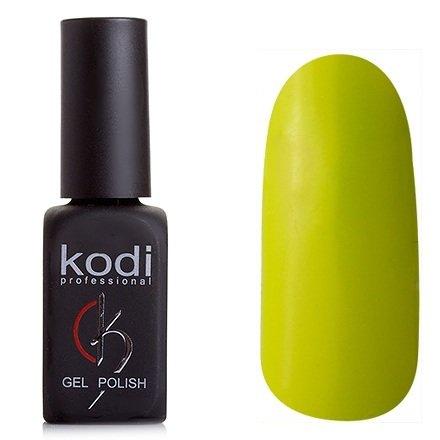 Kodi, Гель-лак № 183 (8ml)Kodi Professional <br>Гель-лак желто-салатовый, без блесток и перламутра, плотный, 8мл.<br>