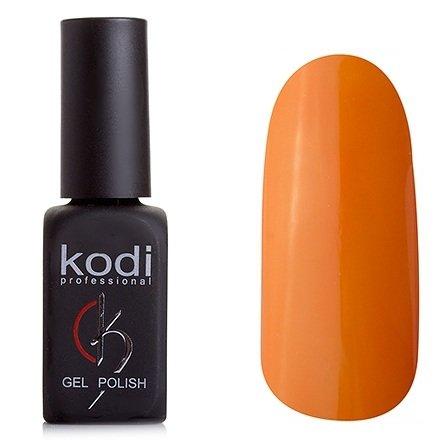 Kodi, Гель-лак № 184 (8ml)Kodi Professional <br>Гель-лак апельсиновый, без блесток и перламутра, плотный,8мл.<br>