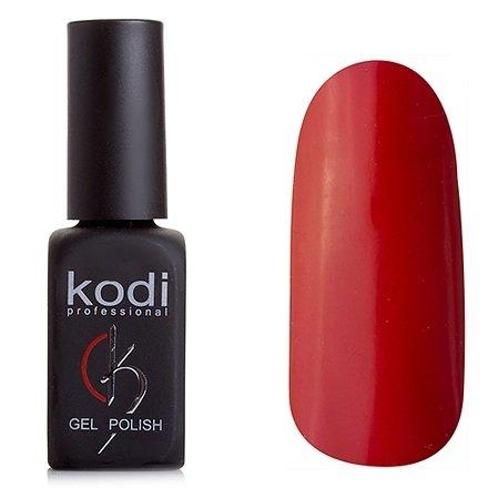 Kodi, Гель-лак № 187 (8ml)Kodi Professional <br>Гель-лак карминово-красный, без блесток и перламутра, плотный,8мл.<br>