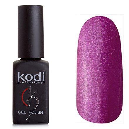 Kodi, Гель-лак № 192 (7ml)Kodi Professional <br>Гель-лактемно-баклажановый с голубым перламутром, плотный,7мл.<br>