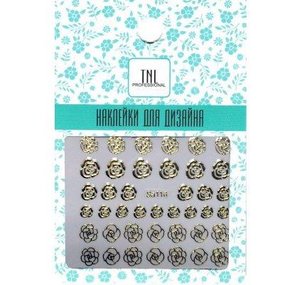 TNL, Наклейки для дизайна SA116Наклейки для дизайна ногтей<br>Наклейки для дизайна<br>
