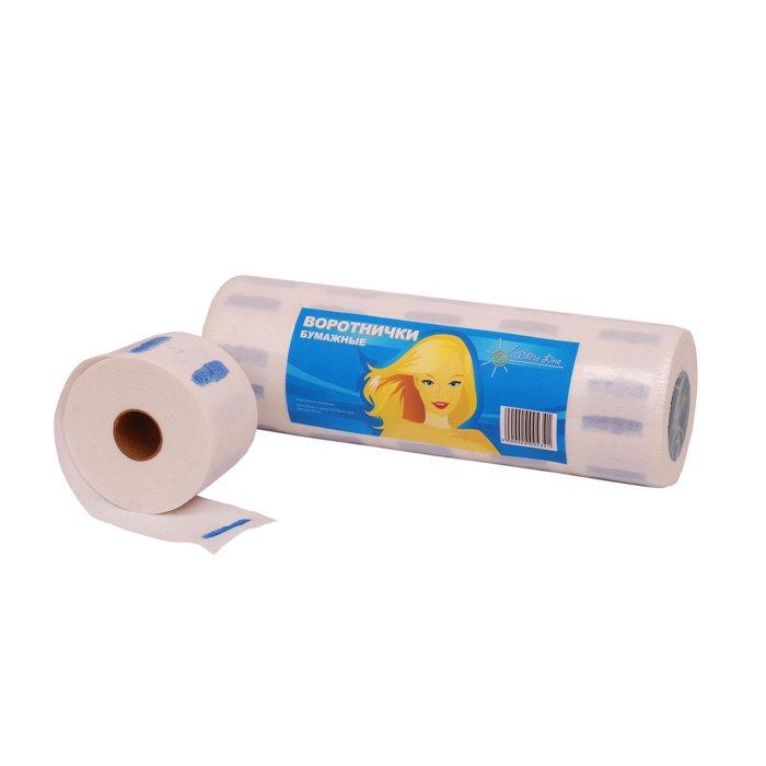 White Line, Воротнички бумажные в рулоне (5 рулонов по 100 шт.)