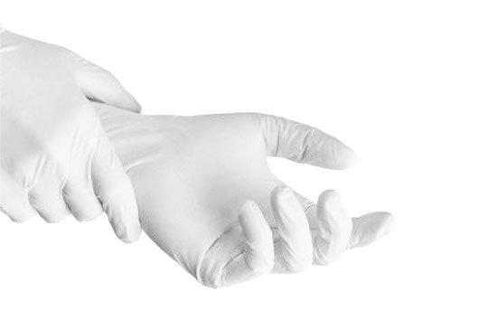 IMrus, Перчатки латексные (размер М, 100 шт.)Сопутствующие материалы<br>Пречатки латексные текстурированные, неопудренные, нестерильные.<br>
