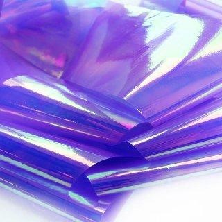 NelTes, Фольга - Битое стекло (фиолетовый)Битое стекло<br>Фольга для создания эффекта битое стекло или стеклянные ногти<br>