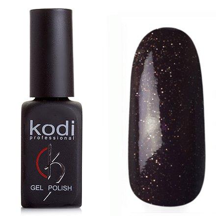 Kodi, Гель-лак № 211 (8ml)Kodi Professional <br>Гель-лак темно-каштановый с мелкими блестками,плотный, 8мл.<br>