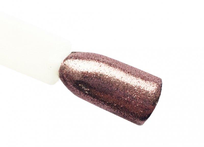NelTes, Зеркальный блеск (Розовая бронза, мелкий помол)Зеркальная втирка<br><br>