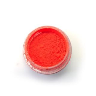Rio Profi, Пигмент (оранжевый)Пигмент<br>Цветной пигмент для дизайна ногтей.<br>