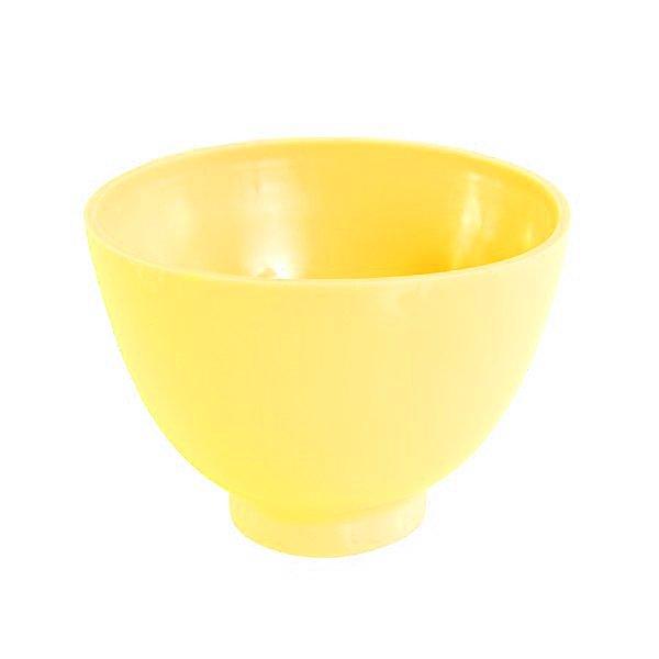 Igrobeauty, Мисочка пластиковая для масок (желтая)Маски для волос<br>Мисочка пластиковая для масок (диаметр 10,5см., высота 7см.)<br>