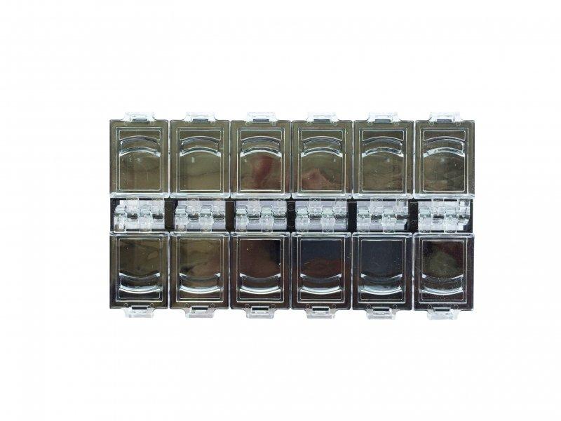 TNL, Дисплей для дизайна (черный, 12 ячеек)Подставки, дисплеи<br>Дисплей для дизайна (черный, 12 ячеек)<br>