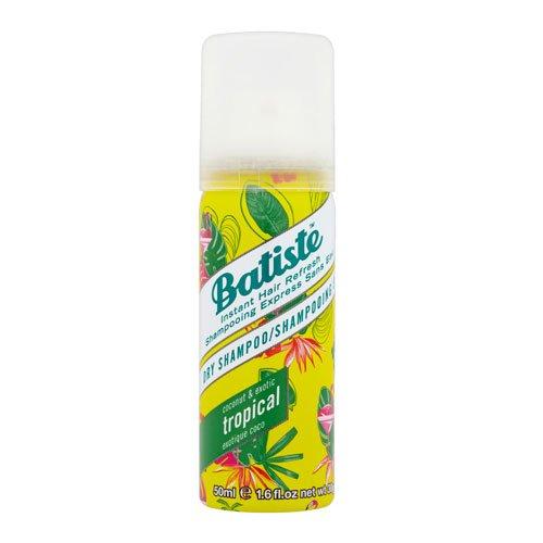 Batiste, Сухой шампунь - Tropical (50 мл.) (Batiste (Великобритания))