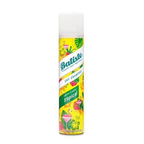 Batiste, Сухой шампунь - Tropical (200 мл.)Сухой шампунь<br>Сухой шампунь от Batisteс тропическим ароматом<br>