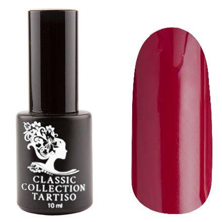 Tartiso, Гель-лак - Classic TCL-07 (10 мл.)Tartiso <br>Гель-лак, бордово-фиолетовый, глянцевый, плотный<br>