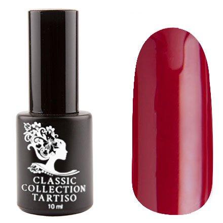 Tartiso, Гель-лак - Classic TCL-11 (10 мл.)Tartiso <br>Гель-лак, винный, глянцевый, плотный<br>