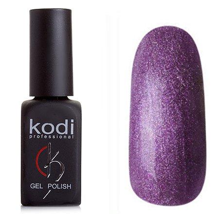 Kodi, Гель-лак № 215 (8ml)Kodi Professional <br>Гель-лак пурпурный с перламутром и блестками, плотный, 8мл.<br>