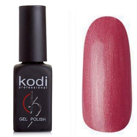Kodi, Гель-лак № 217 (8ml)Kodi Professional <br>Гель-лак оранжево-красный с перламутром и микроблестками, плотный, 8мл.<br>