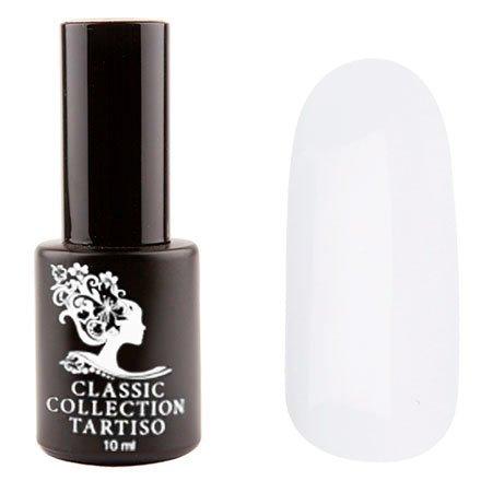 Tartiso, Гель-лак - Classic TCL-32 (10 мл.)Tartiso <br>Гель-лак, белоснежный, глянцевый, плотный<br>