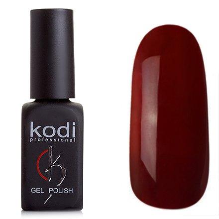Kodi, Гель-лак № 231 (8ml)Kodi Professional <br>Гель-лак темно-красный, плотный, 8мл.<br>
