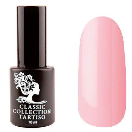 Tartiso, Гель-лак - Classic TCL-49 (10 мл.)Tartiso <br>Гель-лак, светло-розовый, глянцевый, плотный<br>