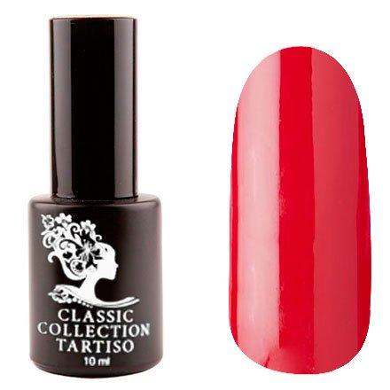 Tartiso, Гель-лак - Classic TCL-67 (10 мл.)Tartiso <br>Гель-лак, темный красный, глянцевый, плотный<br>