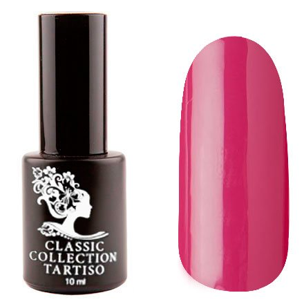 Tartiso, Гель-лак - Classic TCL-68 (10 мл.)Tartiso <br>Гель-лак, темная фуксия, глянцевый, плотный<br>