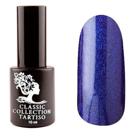 Tartiso, Гель-лак - Classic TCL-79 (10 мл.)Tartiso <br>Гель-лак, фиолетовый, с синими микроблестками, плотный<br>