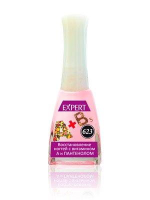 Severina, Восстановление ногтей с витамином А и пантенолом Expert (11,5 мл.)Лечебные и укрепляющие средства Severina<br>Рекомендуется использовать в качестве лака для френч-маникюра (светлый розовый оттенок).<br>
