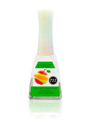 Severina, Гель для удаления кутикулы - 5 витаминов Expert (11,5 мл.)Средства для удаления кутикулы<br>Быстро и эффективно размягчает сухую огрубевшую кутикулу.<br>