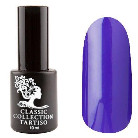 Tartiso, Гель-лак - Classic TCL-81 (10 мл.)Tartiso <br>Гель-лак, фиолетовый, глянцевый, плотный<br>
