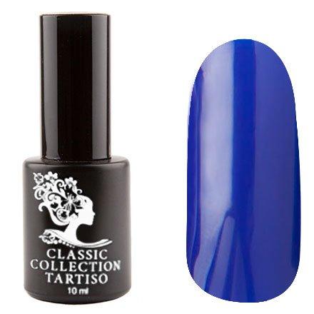 Tartiso, Гель-лак - Classic TCL-82 (10 мл.)Tartiso <br>Гель-лак, синий, глянцевый, плотный<br>
